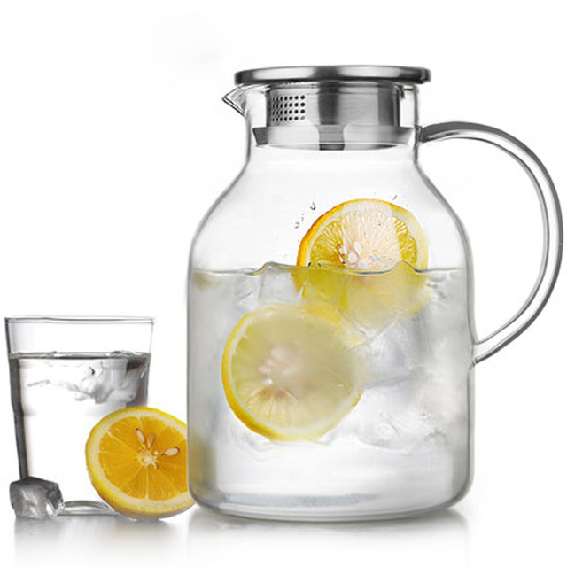 370ml clear double glass cup double wall cup with an handle