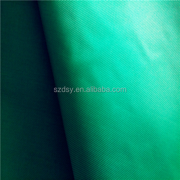 oxford fabric with pu coating and pvc