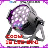 Powerful Led Stage Light 18x18w 6in1