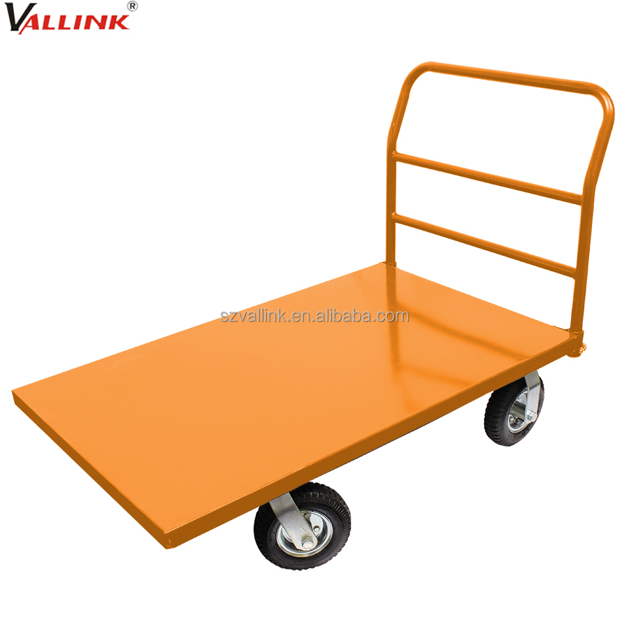 heavy laoding easy moving steel esd cart
