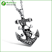 Wholesale cheap mens cross necklaces in stainless steel
