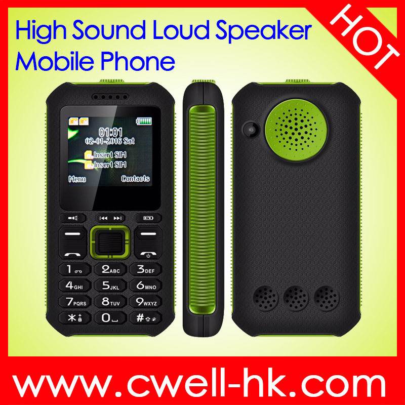 K22 Powerful E-Torch Loud Speaker big battery dual sim Feature phone