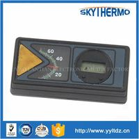 Eco-Friendly altimeter compass for Car indoor thermometer with digital clock