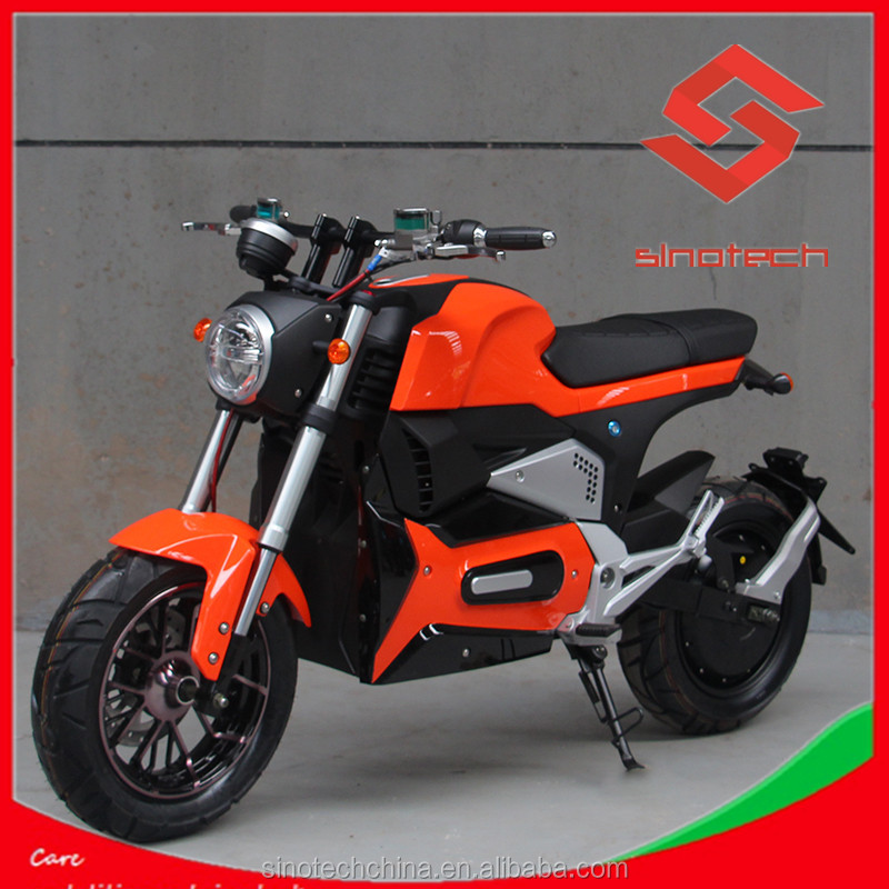trade assurance hot sale new fashion M6 eec electric motorcycle adult