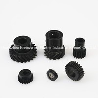 Factory high precise molded plastic gears for toys small plastic gears