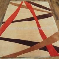 100% Wool Braided Rugs, alphabet/ number rugs