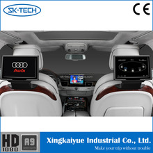 New Arrived 10inches Touch Screen Headrest Car Back Seat TV Monitor for car