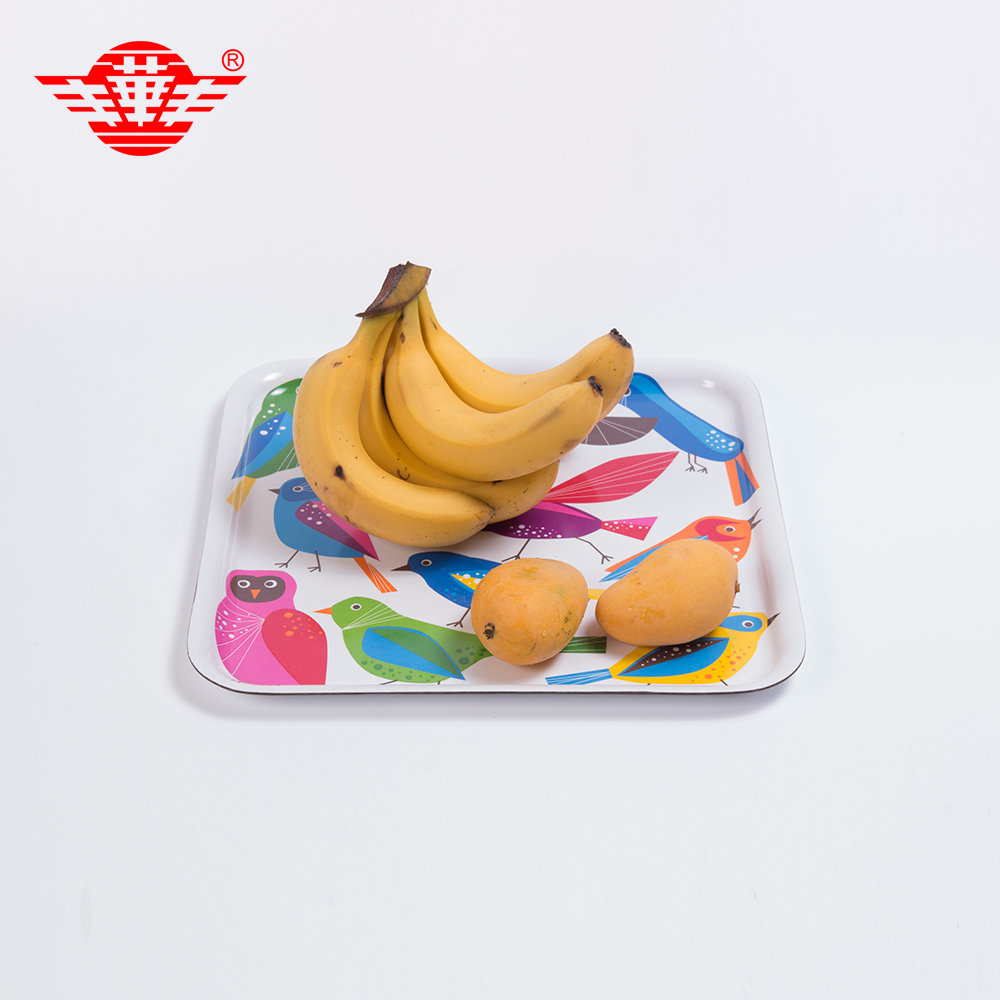 Economical Custom Design Party Paper fruit tray