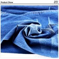 cheap china wholesale clothing fabric branded cheap 100% cotton denim jeans women