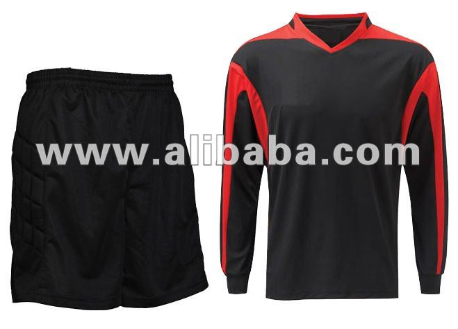Soccer Goal Keeper Uniform/ Goalkeeper Jerseys for Adult & Kids