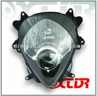 High quality Original motorcycle head light dirt pit bike front light