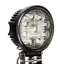 auto led work light new 27w car led tuning light/led work light wholesale