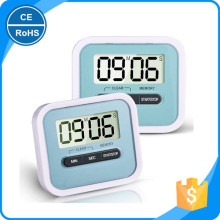 Fashion Multi-function Digital Cute Kitchen Countdown Timer With Alarming
