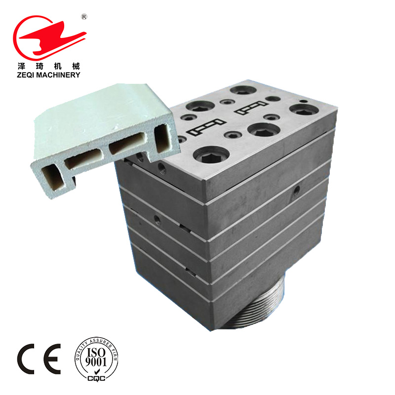 WPC Decorative Lines PVC Profile Extrusion Mould/Die/Tool