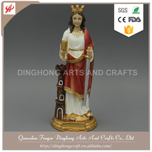 Special Handmade Religious Polyresin Model Kits Polyester Resin Price