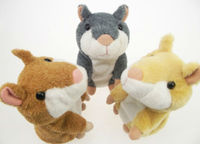 Talking hamster talking hamster toy hamster Russian version talking squirrels talking hamster