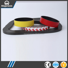 China gold supplier hot selling permanent q-man mini flexible magnets