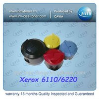 Wholesale Price Compatible Xerox 6110/6220 Toner Cartridge for Printer Supply