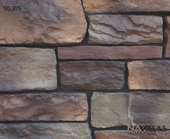 exterior ledge stone for garden decoration