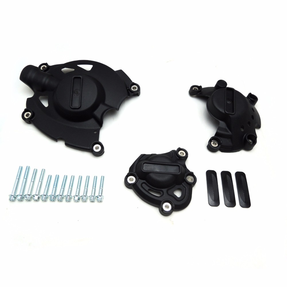 Motorcycle Engine Cover Protector Kit For YZF-R1 2015-16 & MT10 2016