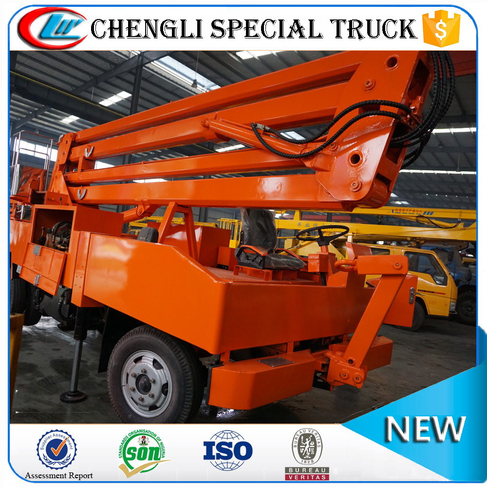 International 12M High-altitude Platform Aerial Working Platform Trailer Manufacturer