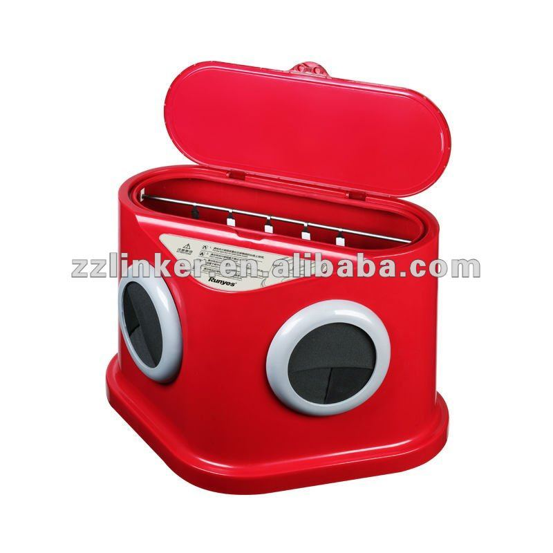 Red Color Dental X-Ray Film Processor New Design