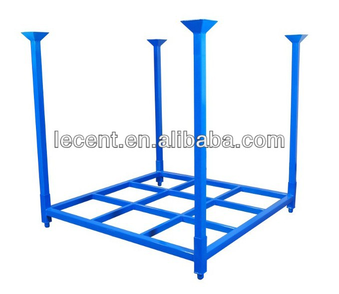 Portable Storage Racks for Tire, Fabric, Cartons and Modular Buildings