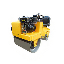 ride-on full hydraulic pavement vibrating road roller,Steamroller road construction machine