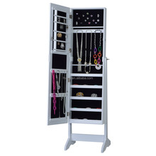 QVC hot sale Luxury Products Cheval Jewelry Armoire with Mirror supplier