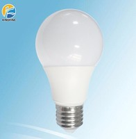 2016 new arrival LED Bulb Plastic Lamp 220v 110v cheap LED Bulb Light 7W 9W LED Bulb E14 E27 well