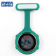 Alarm Background Light Waterproof Silicone Digital Nurse Fob Watch