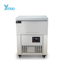 2017 hot sale shaved snow commercial ice block making machine