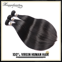 OEM supplied woman hair, wavy remy human hair, human remy hair body wave