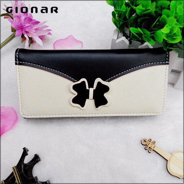 Money Clip Wallet Ladies Hand PU Leather Purses Handbags Pictures Price