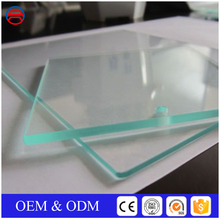Competitive price 5mm 6mm 8mm 10mm 12mm 15mm 19mm cut to size tempered table top glass