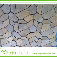 bathroom wall panels slate wall cladding stone china cheap price