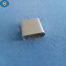 clear anodized MI mobile phone extrusion aluminum housing