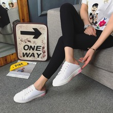 Two Way Shoes Slippers Fashion Comfortable Women Casual Shoes