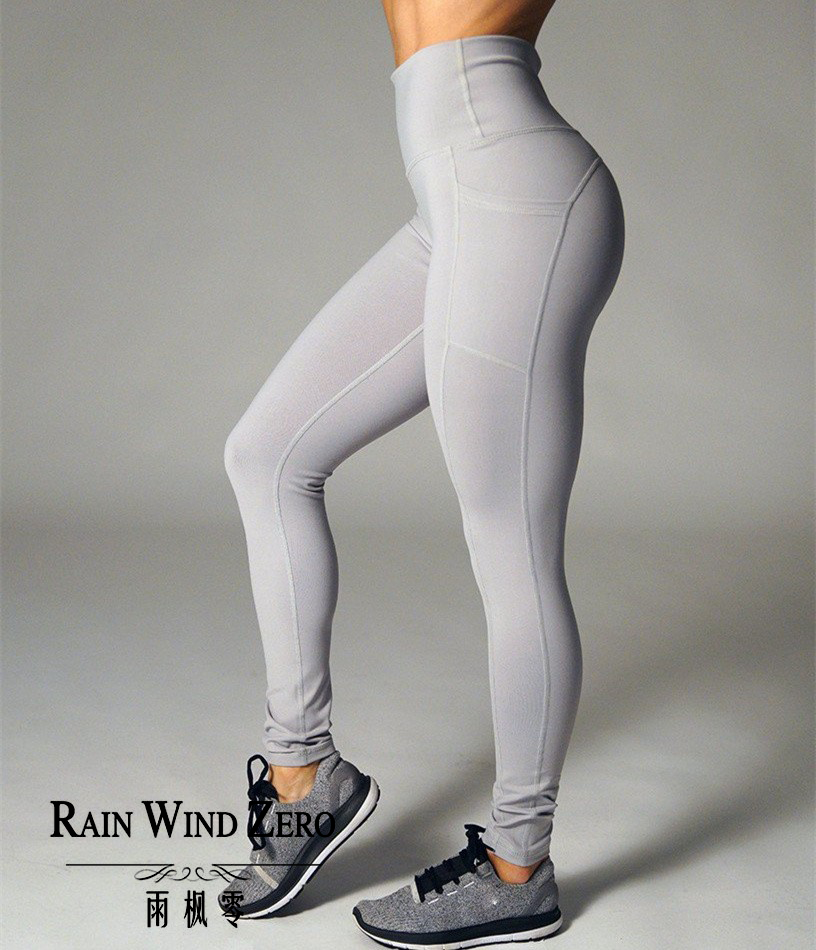 Trade assurance OEM high waist women sports wear leggings custom yoga pants