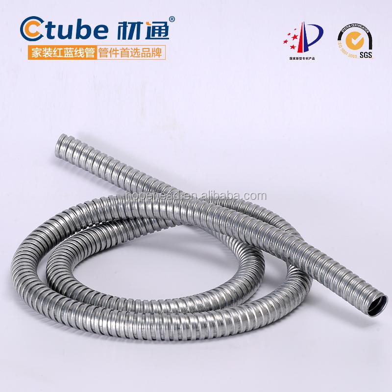 Building materials gooseneck flexible metal tube buy for Flexible roofing material