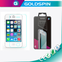 Manufacturer High Transparent Tempered Glass Screen Protector for iPhone 4/4s