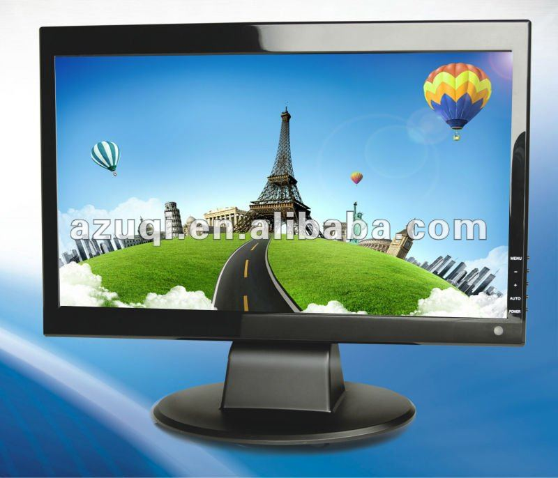 cctv led touch screen monitor (15.6'')