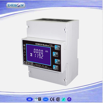 sdm630-modbus smart energy