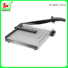 A4 manual heavy duty guillotine paper cutter