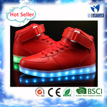 Blink cool and fashionable led light for shoe sole for Spring/Auturm cool and fashionable