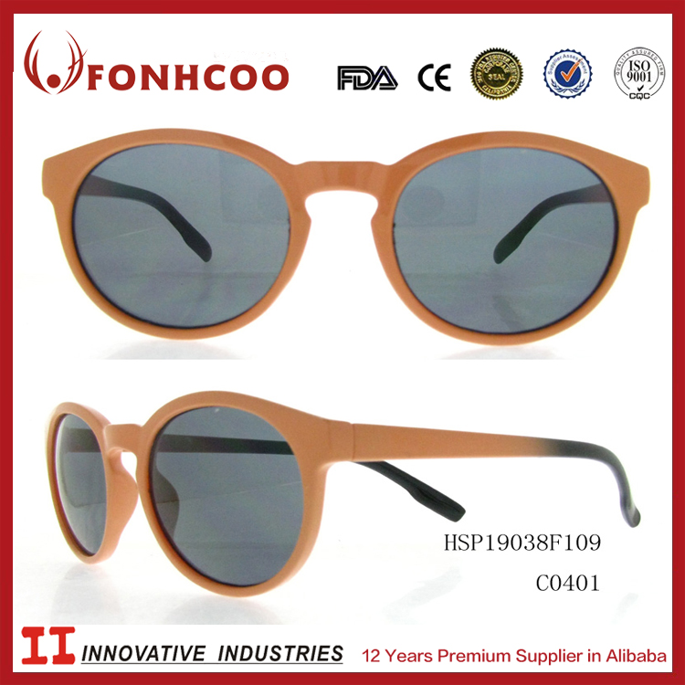 FONHCOO Most Selling Products Italian Brand Most Popular Plastic Dropshipping Sunglasses