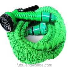 New Gada Pocket Magic Hose,TRIPLE LAYER LATEX CORE Garden Water Suction Hose,Expanding Flexible Hose Pipe(100FT)