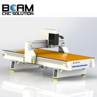 Multi function woodworking machine/cnc router engraver machine in Finland BCM1325A Plus