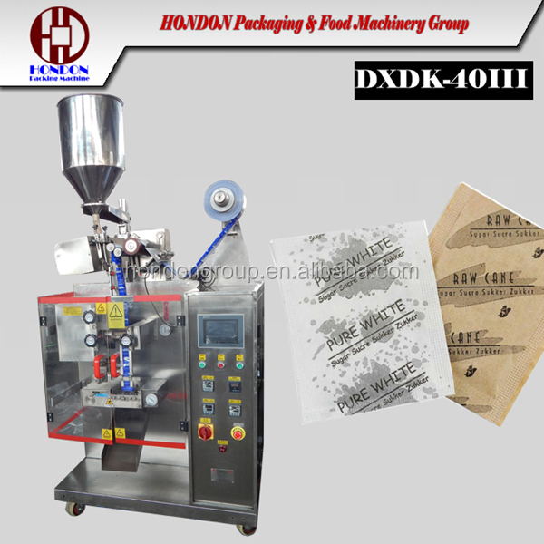 high speed gourmet powder packing machine