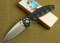 OEM Brand New Folding Survival Knife with Micarta Handle